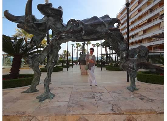 A day by day account of a 3 generation family trip across - Boardwalk marbella ...