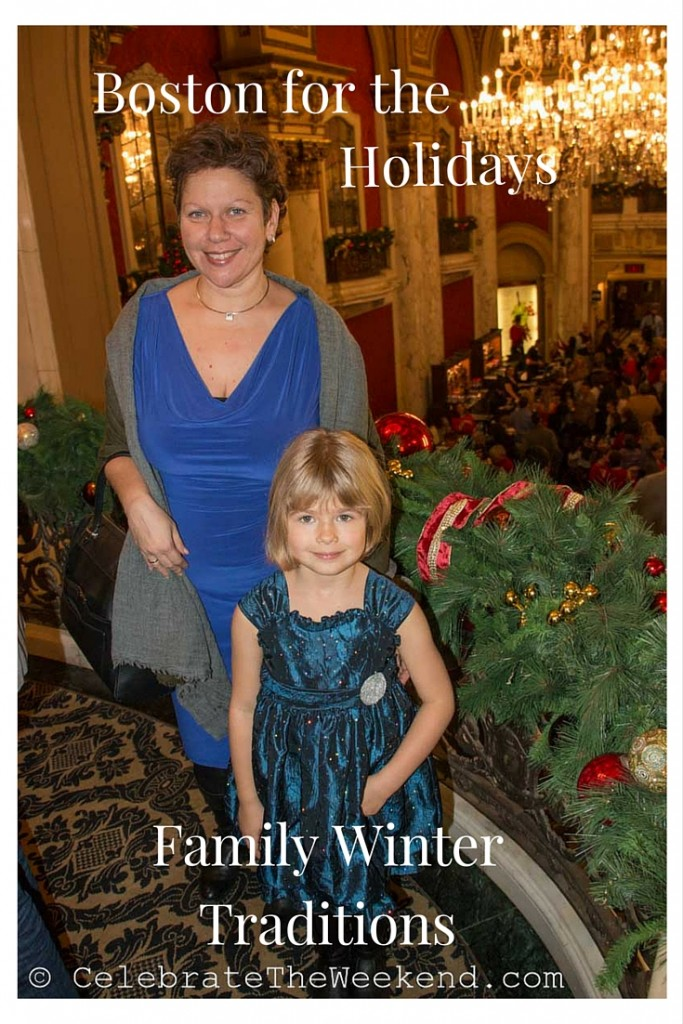 Holiday winter traditions in and around boston for Family winter vacation ideas