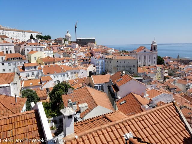8-hour stopover in Lisbon, Portugal