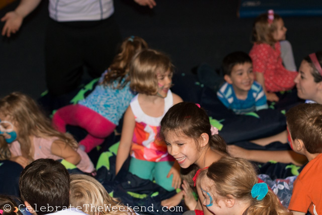 Party Update: Viva and friends at Kidz Planet