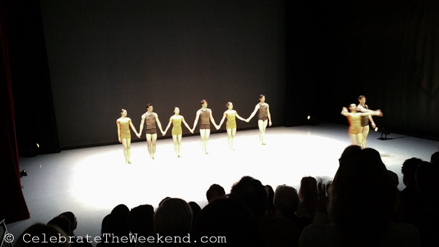 An intimate evening at the Boston Ballet's headquarters