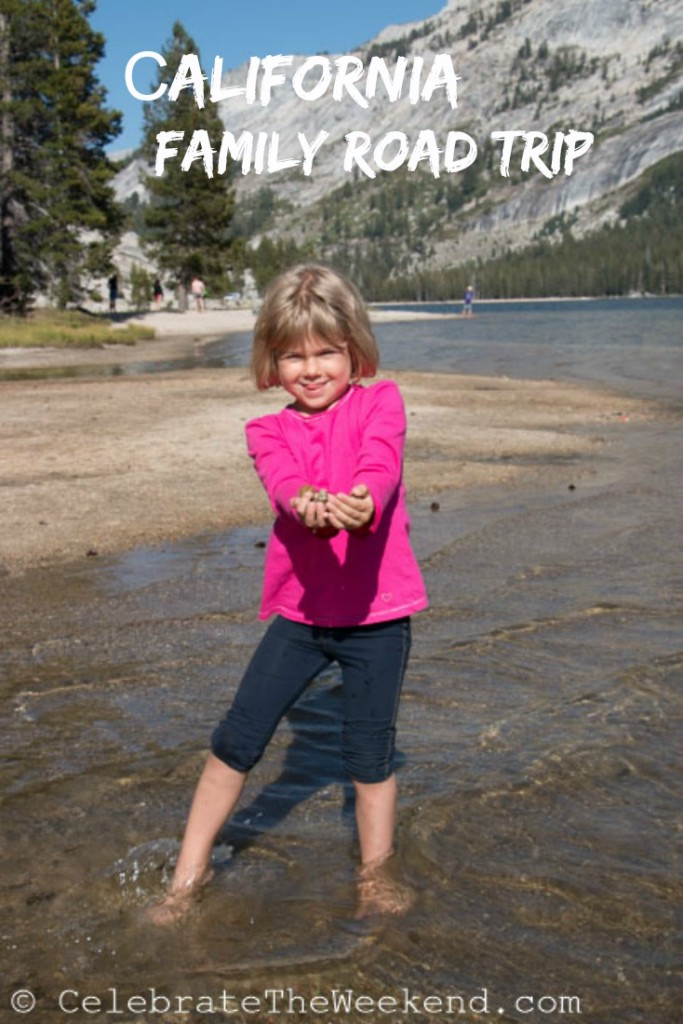 How to plan 11 day California Family Road Trip