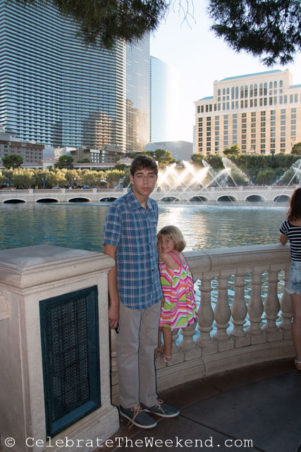 Top 10 Family Favorites in Las Vegas