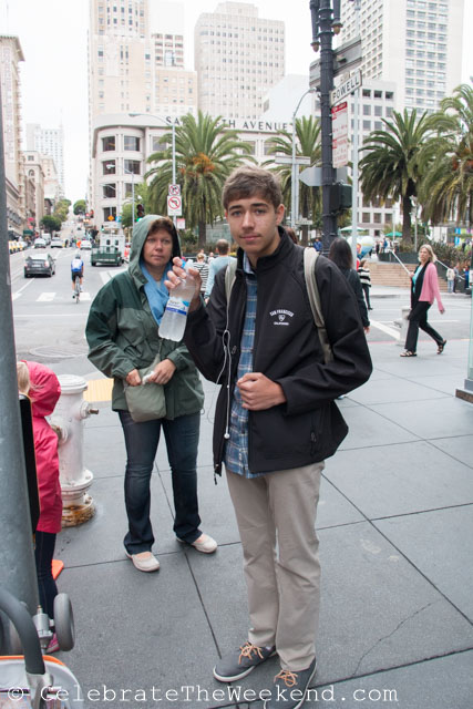 Our Family's Favorite San Francisco's Moments