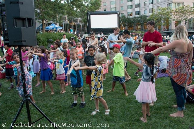 Family Film Festival at Boston's Prudential Center