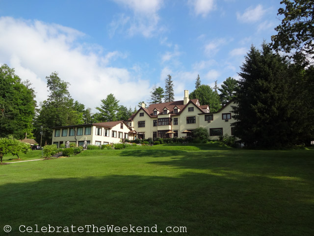 Review of Seven Hills Inn in Lenox, MA