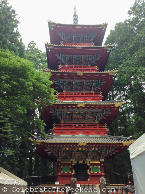 Part 1 of the day by day itinerary of a 12-day trip to Japan - from an American teen's perspective