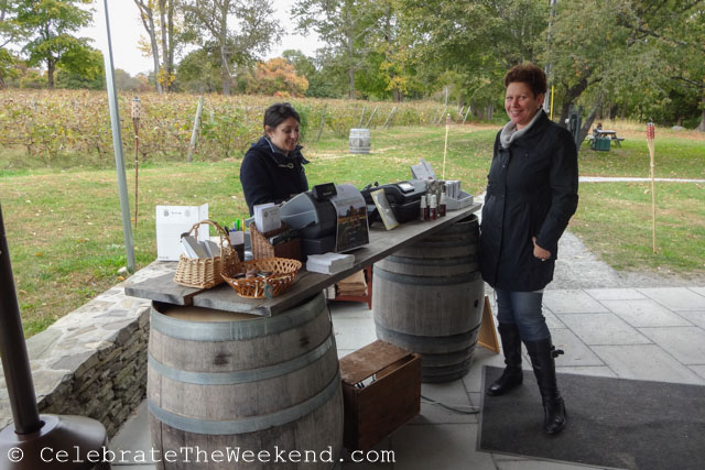 Put a visit to a vineyard on your New England fall TO DO list
