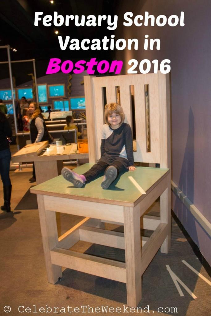 February School Vacation in Boston