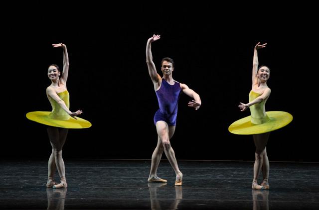 Kaleidoscope Program by Boston Ballet