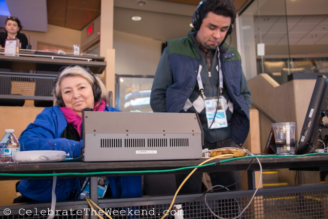 How I was a reporter at the World Figure Skating Championships 2016 in Boston