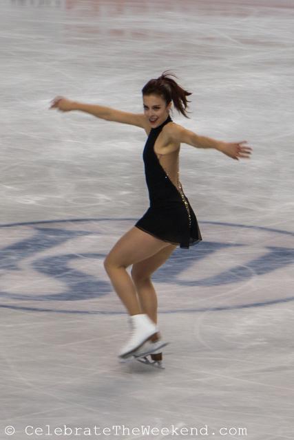 Boston blogger explores audience bias during World Figure Skating Championships in Boston