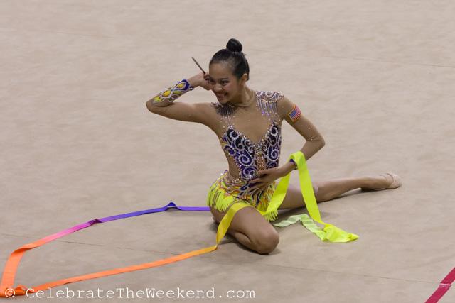 Rhythmic Gymnastics in America: On the Way to Rio