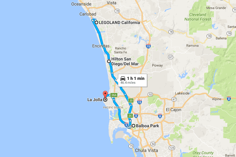 2 Days in San Diego with Kids