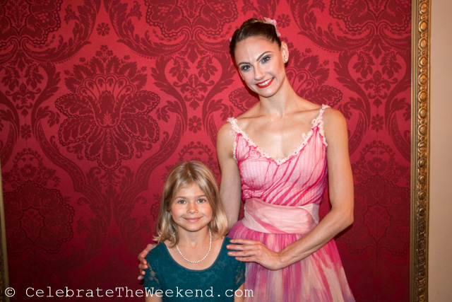 Attending Nutcracker Ballet's Dress Rehearsal