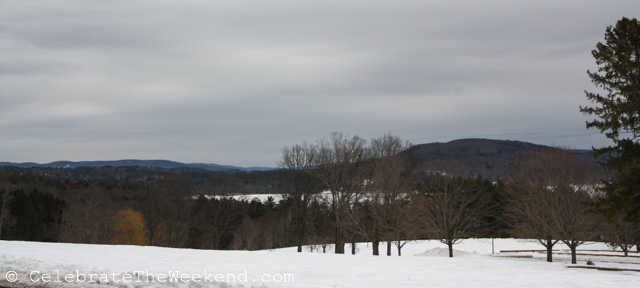 Rest and Relaxation weekend at the Kripalu Yoga Center in Massachusetts Berkshires