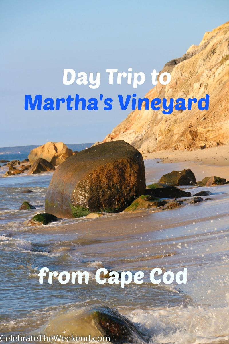 Day Trip to Martha's Vineyard