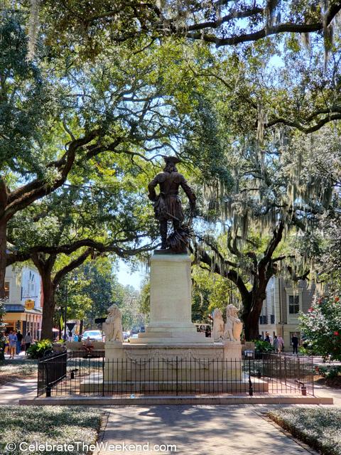 6 hours in Savannah Georgia